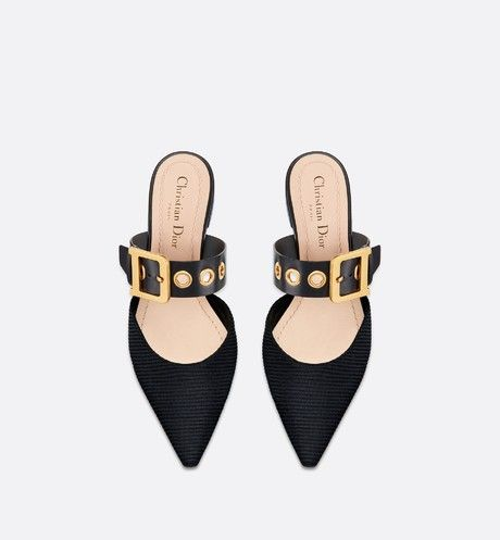 006abce8c2 D-Dior technical canvas mule in 2019 | ❝ stylist | Dior sandals ...