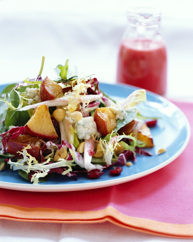 Endive Salad with Roasted Pears by Chef Kathy Casey