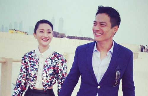 Zhou Xun and Archie Kao in Midst of Divorce Rumors