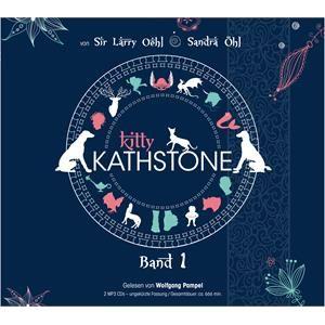 Kitty Kathstone - ein wenig Harry Potter Magie, etwas Hanni und Nanni und mit Wolfang Pampel (Harrison Ford) eine großartige Erzählerstimme