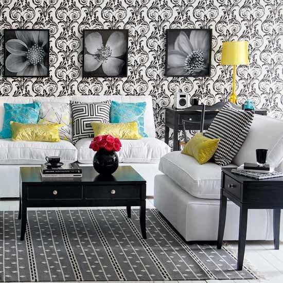 Black And White Living Room Furniture 107 best living room ideas images on pinterest | living room ideas