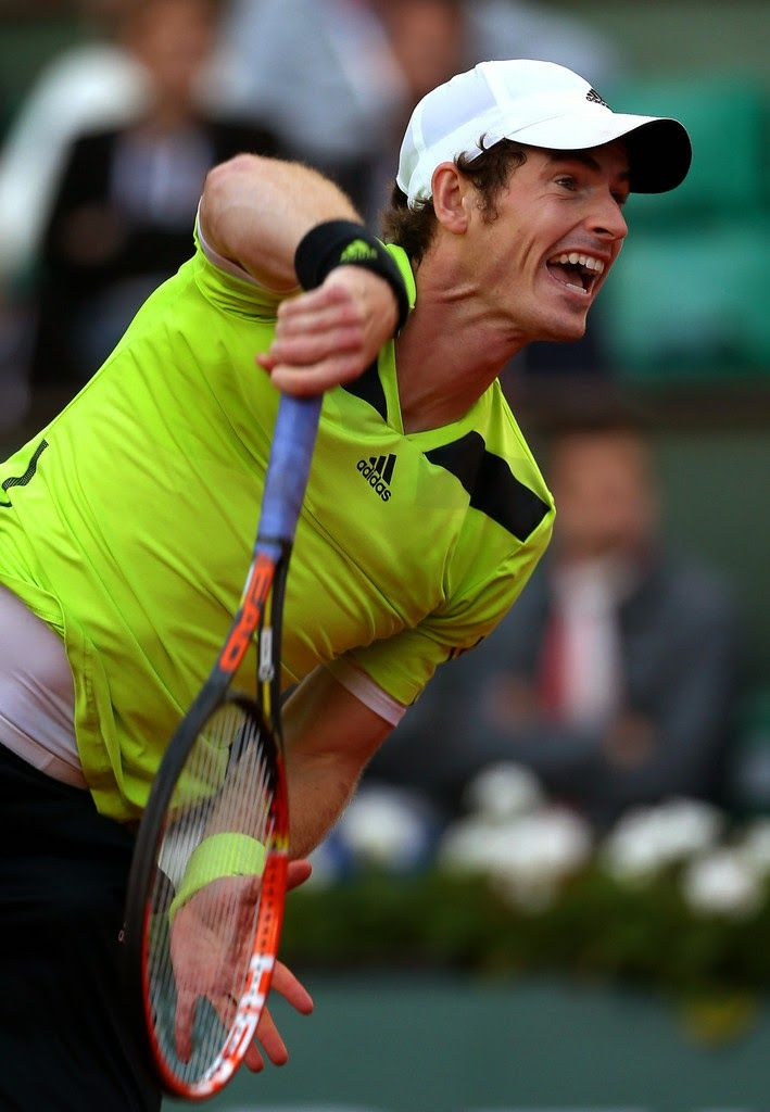12 Best images about Images of tennis on Pinterest | Novak djokovic, French open and Maria sharapova