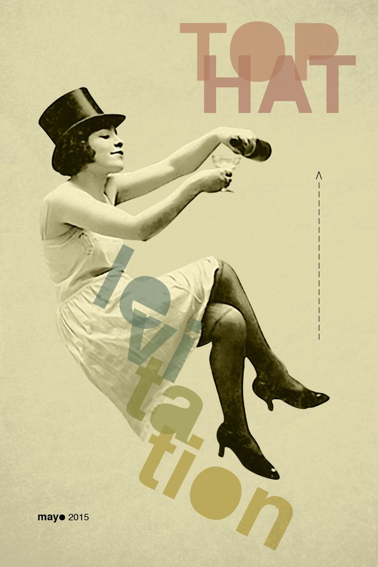 Top Hat Levitation - mayo 2015 (RLB para Francesca)
