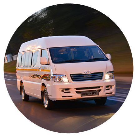 New Chery P10. For more info contact us. Integra Motors 0105909916. Marina