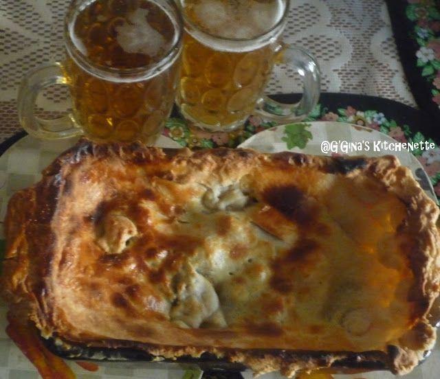 G'Gina's Kitchenette: Jamie Oliver's Aussie Humble Pie ...