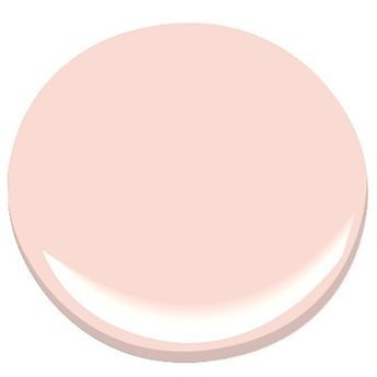 See 7 Gorgeous Pink Paint Colors That Glow in Any Room: Pacific Grove Pink 889   Benjamin Moore Try this one in the ENTRY!!!