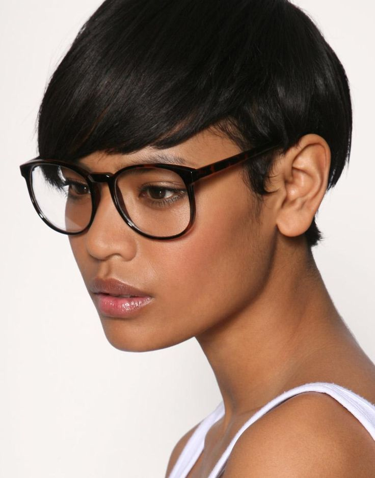 ASOS | ASOS - Occhiali da vista stile nerd con lenti trasparenti su ASOS