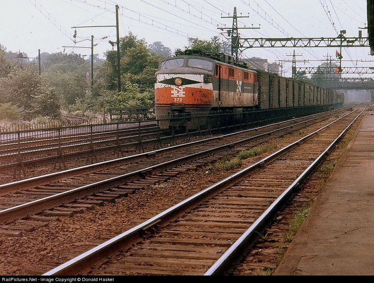 Pin by Don Soule on Addicted to Trains New haven