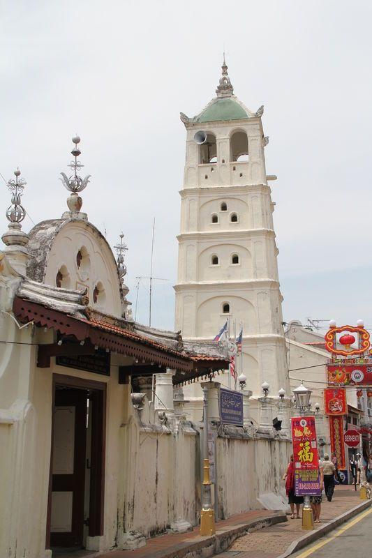 Malacca est qualifiée de ville la plus historique en Malaisie. #malaysia #malacca #architecture