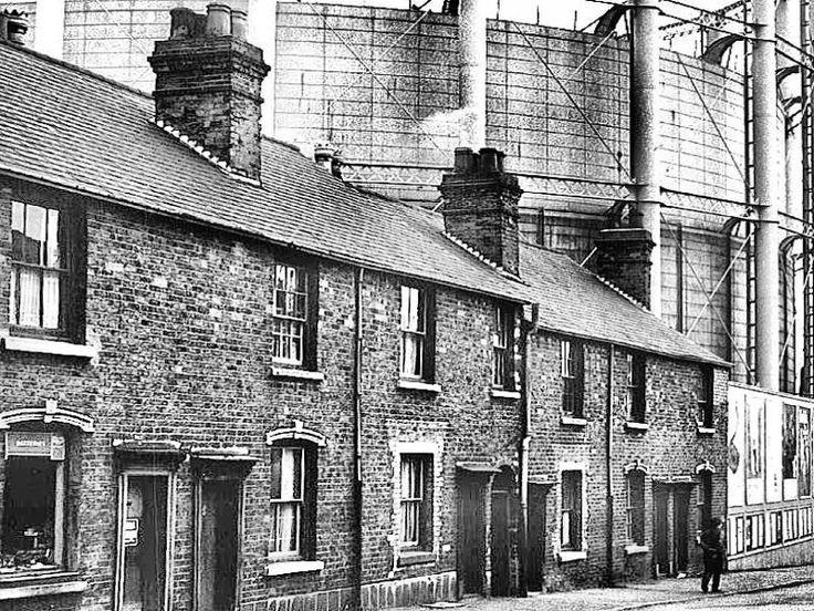 Gas Works Nechells, Birmingham