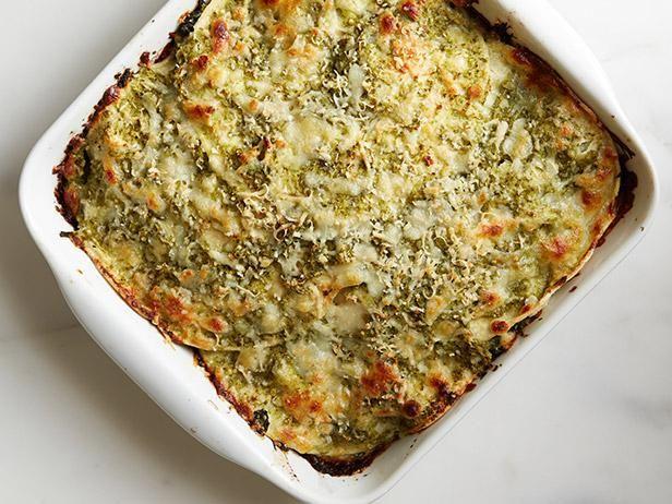 Get Food Network Kitchen's Vegetarian Tortilla Casserole Recipe from Food Network