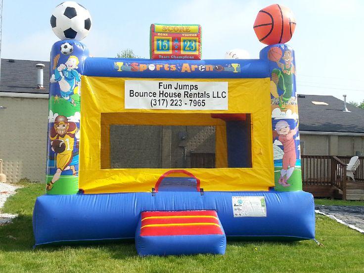 Fun Jumps Bounce House Rentals Llc - Bounce House Rental indiana, Cheap Bounce House Rentals, Local Bounce House Rentals