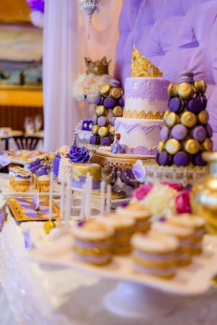 Royal Tea Party with Lots of Really Cute Ideas via Kara's Party Ideas | KarasPartyIdeas.com #DisneyPrincessParty #PrincessTeaParty #PrincessParty