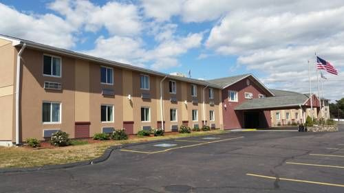 Americas Best Value Inn Foxboro Foxborough (Massachusetts) Just 2 minutes? drive from Gillette Stadium, home of the New England Patriots American Football team, America?s best Value Inn is located in Foxborough. Free WiFi access is available.