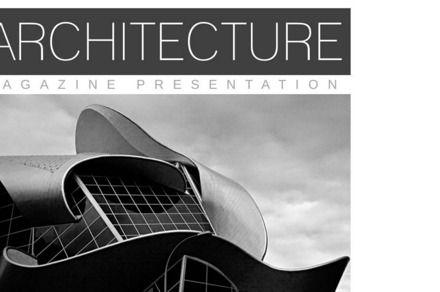 Archidesign Magazine PowerPoint