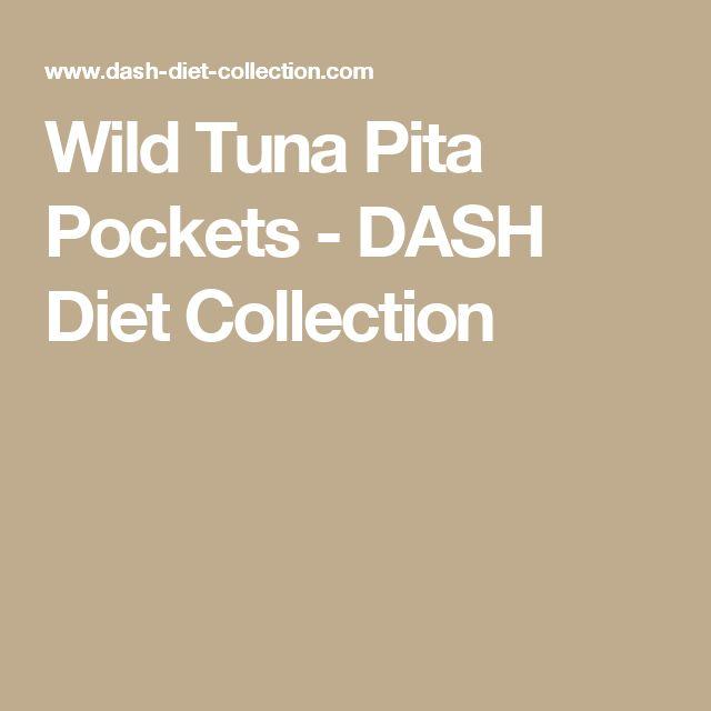 Wild Tuna Pita Pockets - DASH Diet Collection