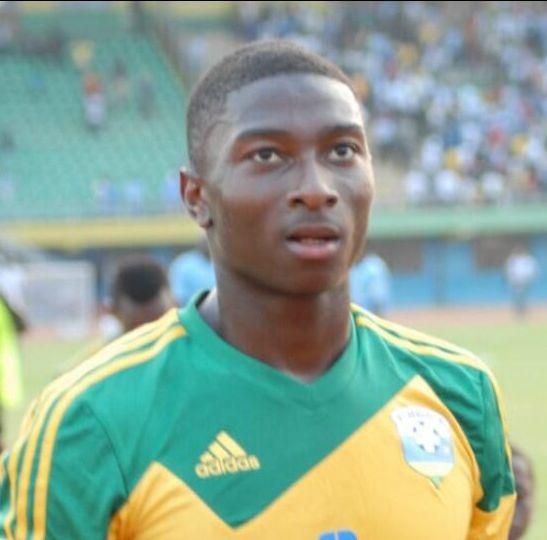 Alfred Martin Mugabo (Rwanda)