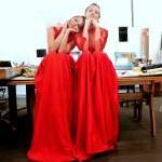 Red dresses from thosetwocando blog