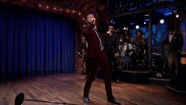<b>He took on Stephen Merchant and Jimmy Fallon to bring us the second installation of lip sync karaoke, and he