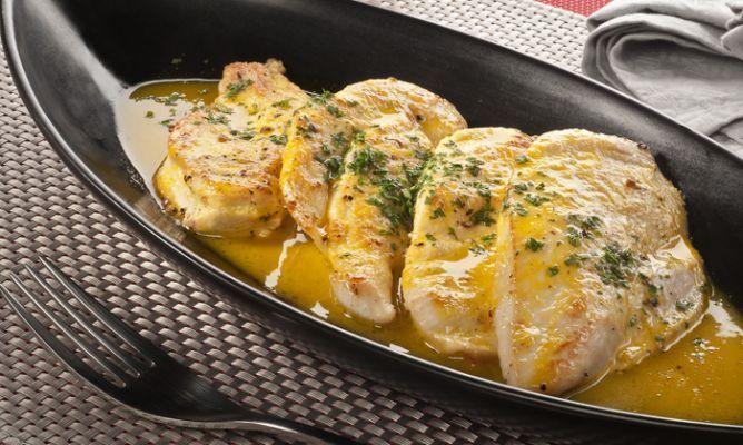 Receta de filetes de pollo a la naranja | Zenia Boulevard | Alicante | Spain