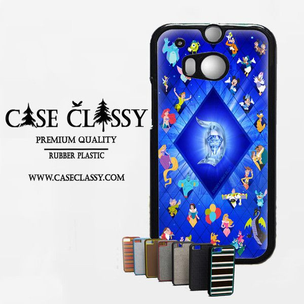Disney 60th Anniversary HTC One M9 Case CaseClassy just $11.85 on caseclassy.com #phonecase #shopify #googleshopping #shopping #M9 #HTCOne