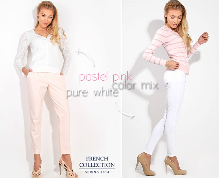 #pastel #love #pink #pastelpink #white #chooseone #stylizacja #kobieco #frenchcollection #paris #style