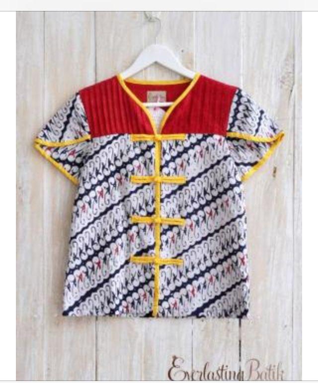 Batik tops from everlasting batik