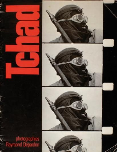 Raymond Depardon (né en 1942) Tchad. Photographies de Raymond Depardon. Gamma, P