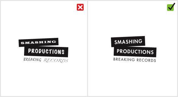 10 Common Mistakes In Logo Design – Smashing Magazine
