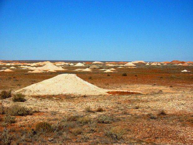 Top Five: Australian Mining Experiences