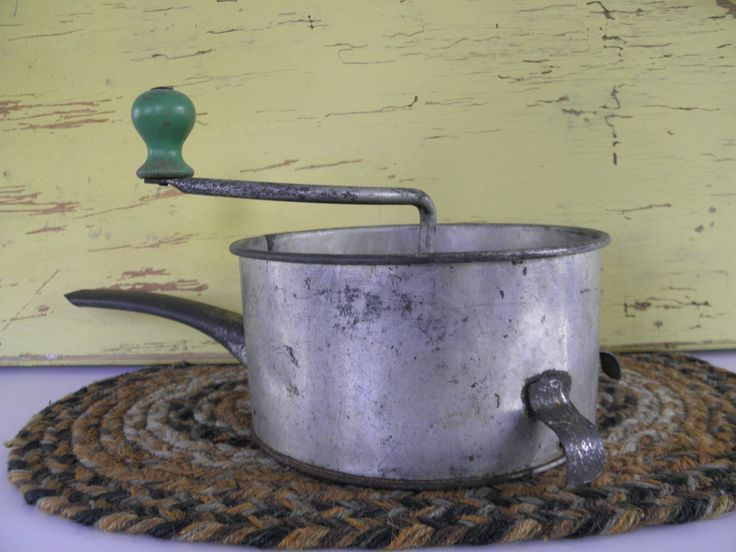 Bromwell Food Mill, Vintage Food Processer, Primitive Potato Masher, Farmhouse Canning Tool, Old Potato Ricer, Antique Strainer by TheOldBackPorch on Etsy