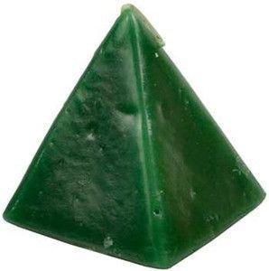 "Green Cherry pyramid 2 1/2"""