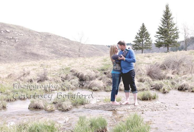 This was such an amazing and loving engagement session!!