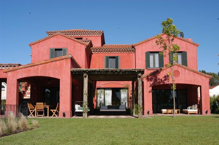 Arquitectura - Paisajismo - Ricardo Pereyra Iraola - Buenos Aires - Argentina - Contrafrente - Casa