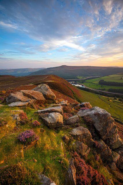 Derwent Edge, Peak District, Derbyshire