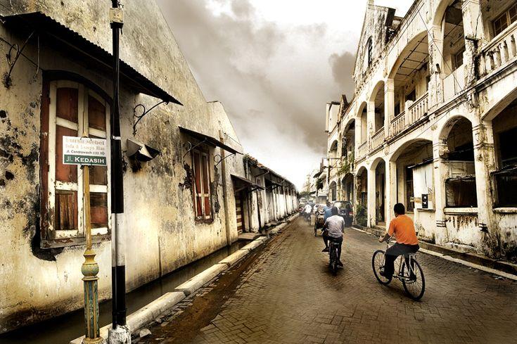 INDONESIA : Old City, Semarang