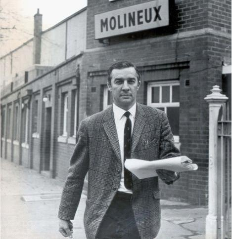 #wolvesmanagers Ronnie Allen