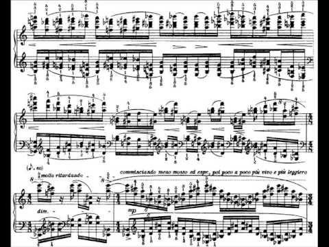 Bartok - Three Etudes op. 18 (Zoltan Kocsis)