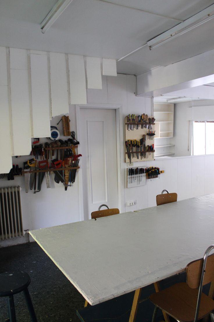 .Aula para el master de restauración y reciclaje de mobiliario.  #cursos #madrid #reciclaje #restauracion #dorado #barnizado #escuela #master #online #pinturadecorativa