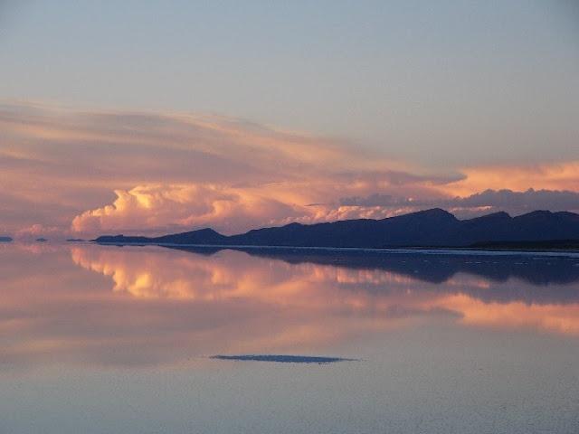 Salar Uyuni, Bolivia.