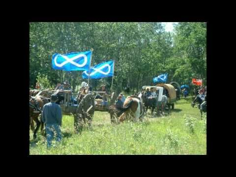Metis Anthem......Beautiful, and I am proud to be Metis