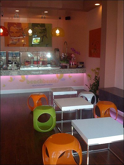 Yogurt Shop Design: Commercial Interiors, Shops Interiors, Interiors Design, Fun Interiors