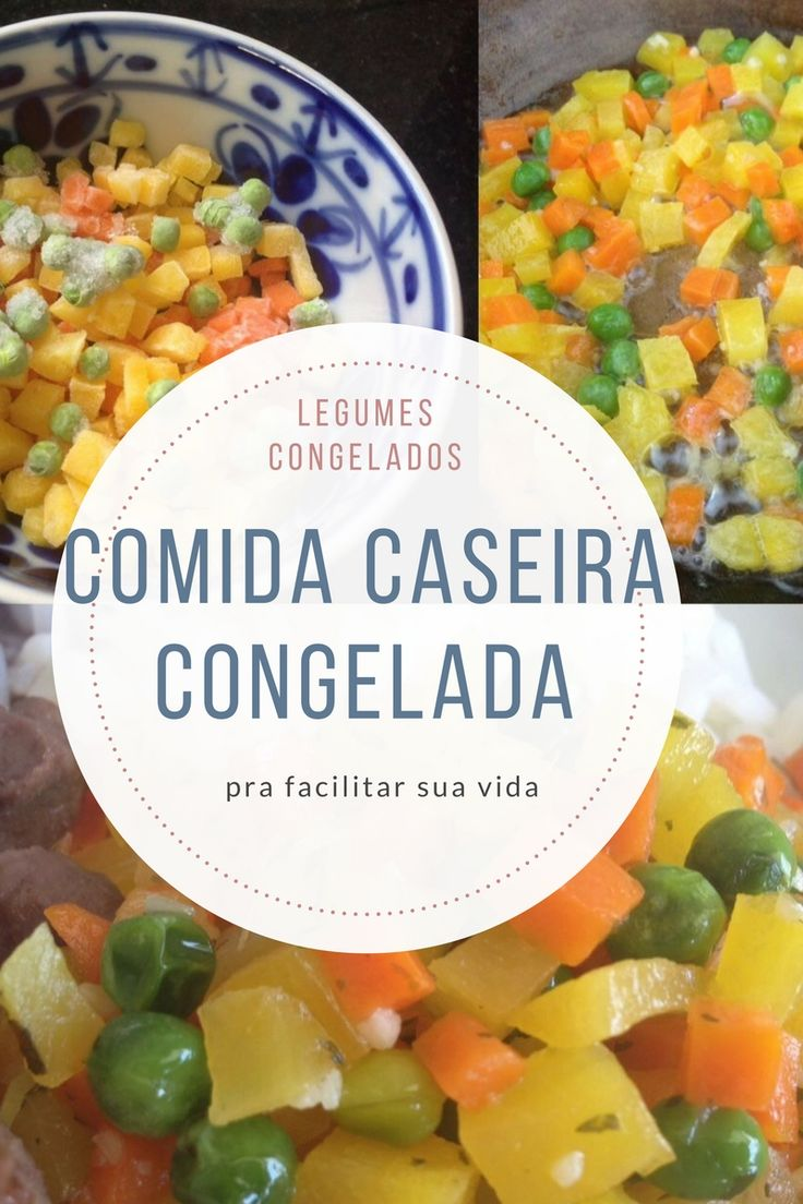 Como congelar legumes e facilitar sua vida na cozinha!
