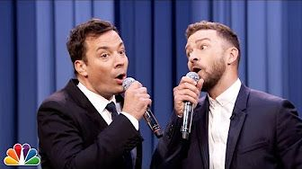 History of Rap 6 (Jimmy Fallon & Justin Timberlake) - YouTube