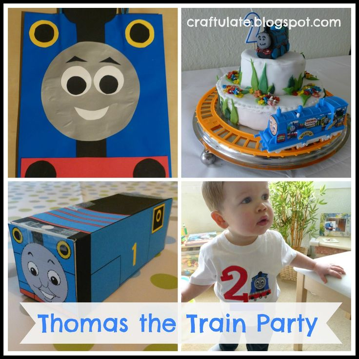 64 best Thomas tank engine party ideas images on Pinterest ...