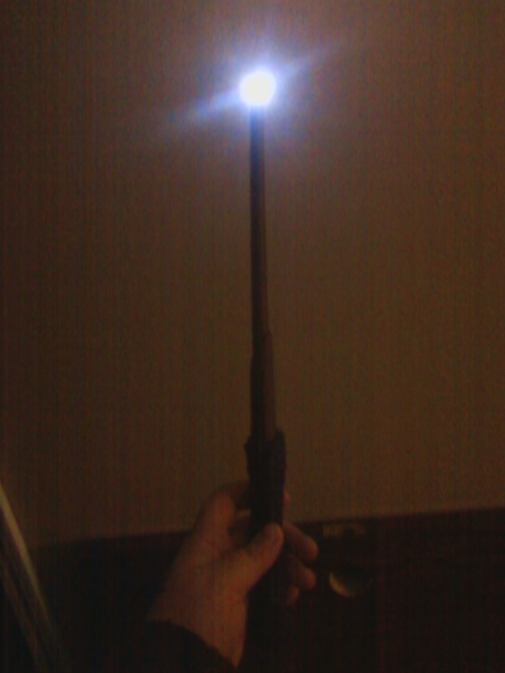 17 best images about potter nerd for Light up elder wand