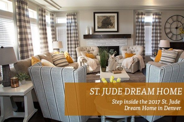 Step Inside the 2017 Commerce City St. Jude Dream Home