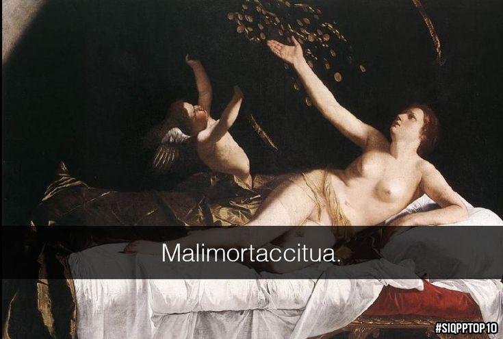 Malimortaccitua (Se i quadri potessero parlare)