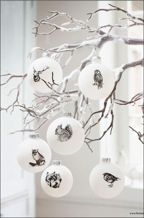 Christmas trend 'Anything White'