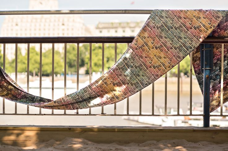 Summer Rainbow – Woven Wings Copyright of Sarah Condry Photography.